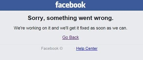 Sorry, something went wrong. we're working on getting this fixed as soon as we can.2